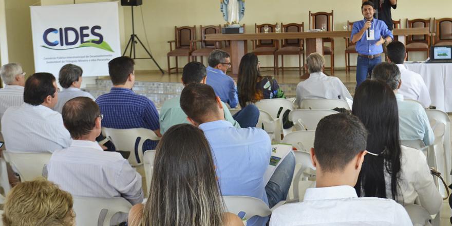 CIDES realiza encontro de gestores em Campina Verde
