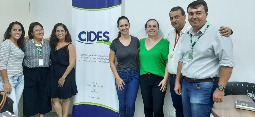 CIDES recebe consórcios que buscam conhecer o processo de criação do SIMC
