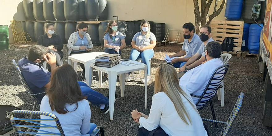 SIMC faz visita técnica a laticínio em Prata-MG