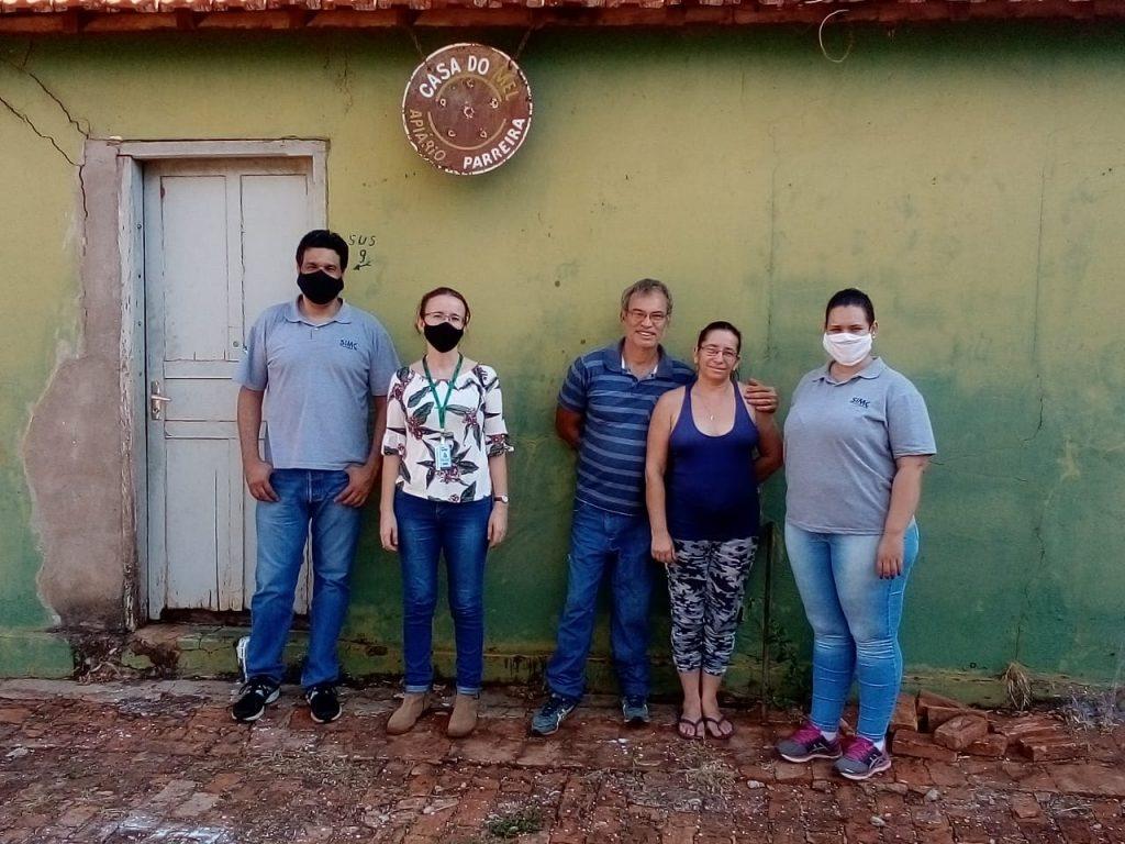 SIM CIDES realiza visita a produtor de mel de Ituiutaba