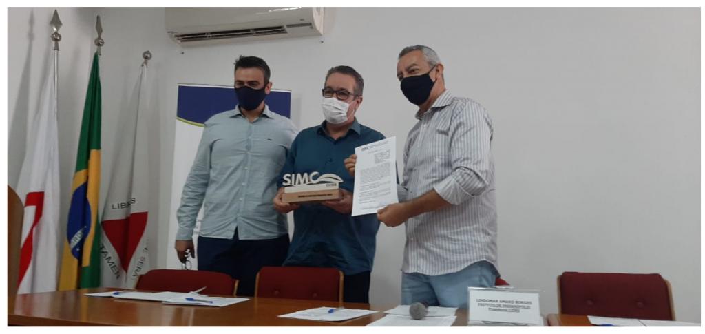 Nova Ponte integra o CIDES e o SIMC – Serviço de Inspeção Municipal CIDES